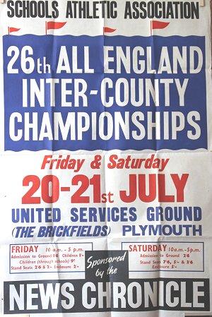 ESAA 1956 poster